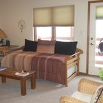 Colorado Suite sitting room