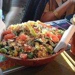 The Satch Salad!