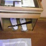 Michelangelo Hotel - Slippers