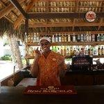 Jose at RC bar!