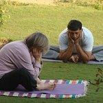Yoga Guru Karan Singh