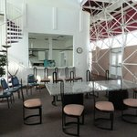 Dining Area Inside Biosphere 2