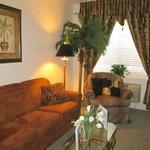 Beautiful Decor in living room