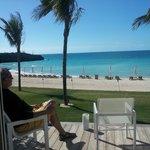 Caribbean Cove Deck & South Beach