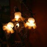Светильники в музее