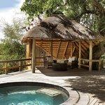 Londolozi Founders Camp Suite Sala