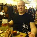 Татарак - лучшая закуска к пиву!