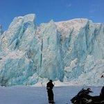 Tuna glacier