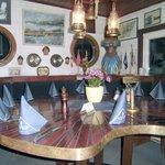 Kapitän s Tisch