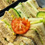 Fresh hand prepared platters and event catering