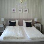 Unser Zimmer fürs verlängerte Wochenende