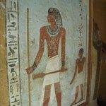 Tomb of Sarenput II, Tombs of the Nobles, Aswan