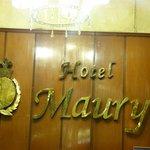 Réception Hôtel Maury de Lima
