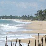 Simply stunning deserted beaches
