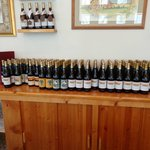 Some of their wines