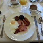 First Irish Breakfast!