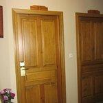 puerta habitación