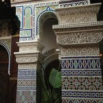 The riad restored to its former glory