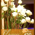 George Boutique Hotel limerick flowers