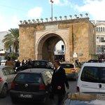 Bab El Baher (Gate to the Sea) a.k.a. Port de France