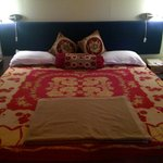 Comfortable & clean double bed