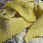 la pasta fresca fatta in casa