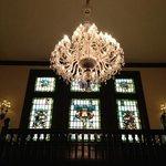Beautiful original craftsmanship around the home.