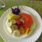 fruit for people--breakfast