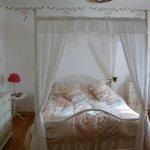 la chambre des roses