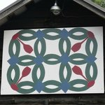Barn Quilt on Winery