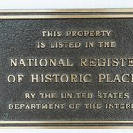 1861 is listed on the National Register