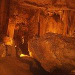 Lit Caverns