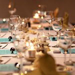 beautiful diinner tables for our wedding