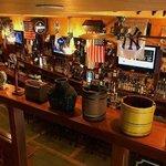 Main Bar area at Grasshopper Off the Green