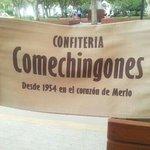 Photo of Comechingones