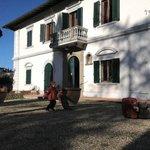 la villa del 1700