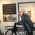 On yer bike!!!