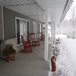 Photo de A Touch of Grace Bed and Breakfast