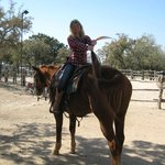 We don't ride like this in Texas!