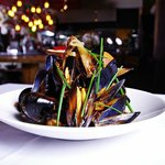 Adobo Style Mussels