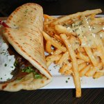 Gyro with Greek Fries