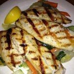grilled pompano-yum!