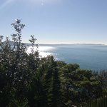 View from Achilles Point