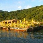 Restaurante Flutuante - Praia do Forno, Arraial do Cabo