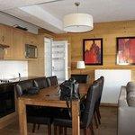Coin cuisine / salle à manger