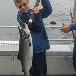 kid size salmon