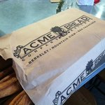 Fresh Acme Bread delivery