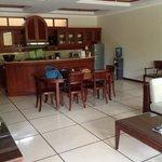 living area jade villa 7