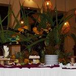 Restaurant buffet internacional