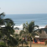 """View of Zicatela Beach, """"The Mexican Pipeline"""""""